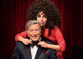 Tony Bennett está fazendo SIM mais um álbum com a Lady Gaga!