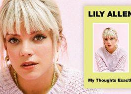 """""""Eu não quero ficar em silêncio, mulheres têm sido silenciadas durante milênios"""", diz Lily Allen em seu livro"""