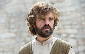 Peter Dinklage disse ter ficado muito triste com o fim das gravações de Game of Thrones :(