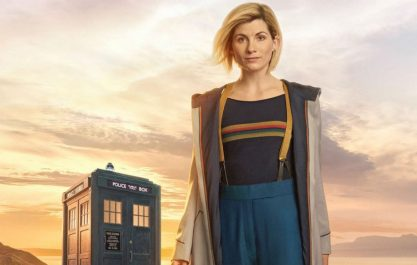 Trailer de Doctor Who!