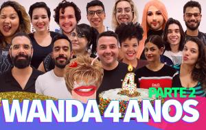 Parte 2 do #Wanda4anos no ar com Samira Close, Manu Barem e mais surra de #ElencoFixo!