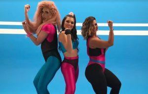 Contra padrões de beleza, Aretuza Lovi, Valesca e Lary lançam clipe na próxima semana <3