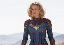 Capitã Marvel ENFIM ganhou um trailer! Vem ver!