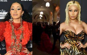 Tudo o que você precisa saber (e ver) da treta entre Cardi B e Nicki Minaj nessa madrugada