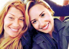 """Mãe de Demi Lovato: """"ela está se recuperando muito bem, feliz, com saúde"""""""