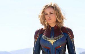 Saíram as primeiras imagens oficiais da Brie Larson como Capitã Marvel! VEM VER!