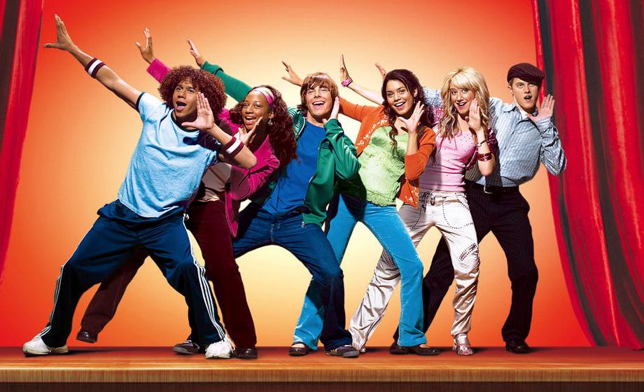 High School Musical - Netflix