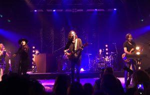 Fomos ao show do Hozier ontem, em Londres; ele cantou música nova!