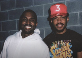 Kanye West vai lançar álbum com Chance The Rapper, Good Ass Job!