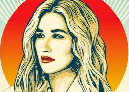Aí vem a mudança: Kesha está de volta! Vem ouvir seu novo single, Here Comes the Change!