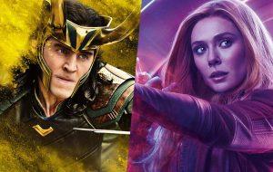 Loki e Feiticeira Escarlate podem ganhar minisséries protagonizadas por Tom Hiddleston e Elizabeth Olsen!