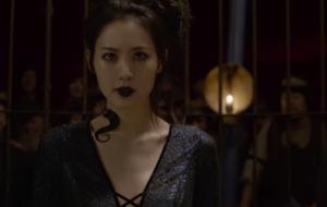 """J.K. Rowling responde às críticas sobre a escolha """"racista"""" da atriz que interpreta Nagini"""