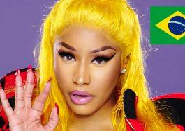 Nicki Minaj faz show no Brasil na semana que vem!
