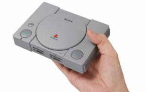 Preparem-se: o Playstation 1 voltará às lojas em edição especial
