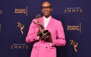RuPaul ganhou seu 3o Emmy de Melhor Apresentador de Reality Show por RuPaul's Drag Race!