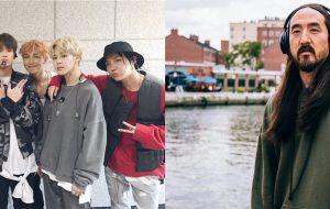 Steve Aoki lança música com BTS; ouça a energizante Waste It On Me
