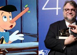 Guillermo Del Toro vai dirigir animação musical de Pinóquio ~em stop motion~ na Netflix!