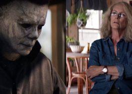 Jamie Lee Curtis comemora o sucesso de Halloween nas bilheterias americanas