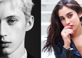 Troye Sivan e Lauren Jauregui dão conselhos maravilhosos aos jovens LGBTs <3
