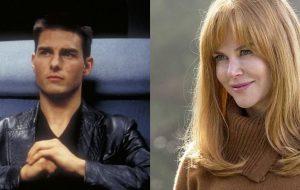 Nicole Kidman conta que seu casamento com Tom Cruise a protegeu de assédio sexual