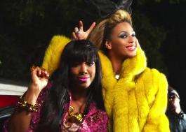 Será que tem parceria da Beyoncé com Kelly Rowland vindo? Alguns fãs acham que sim!
