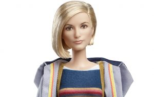 Jodie Whittaker, de Doctor Who, virou Barbie!