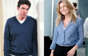 Grey's Anatomy: Meredith tem um date com Ted Mosby!