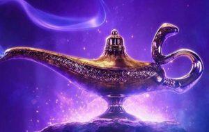 Trailer da versão live action de Aladdin sai nessa quinta (11)!