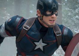 Gravações de Vingadores 4 terminam e Chris Evans fala do último momento de Capitão América