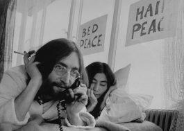 História de amor entre John Lennon e Yoko Ono será adaptada para os cinemas <3