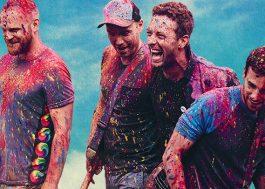 Tem documentário novo sobre o Coldplay chegando em novembro!