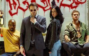 Há uma queda de interesse nas séries Marvel da Netflix, segundo estudo