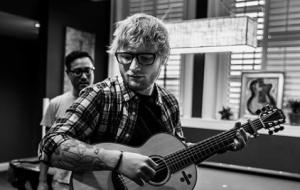 Ingressos para shows do Ed Sheeran no Brasil começam a vender em novembro!