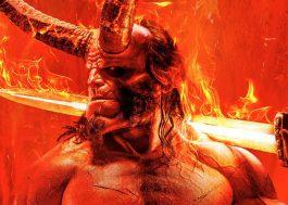 Vazou o primeiro trailer do reboot de Hellboy, vem dar uma olhada