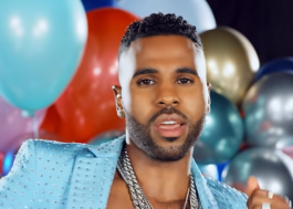 Jason Derulo lança clipe de Goodbye, sua parceria com David Guetta, Nicki Minaj e Willy William