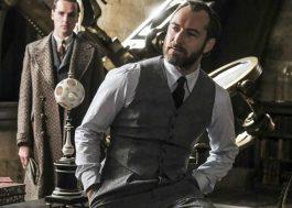 Agora vai! Ezra Miller garante que Dumbledore aparecerá abertamente gay em novo longa de Animais Fantásticos