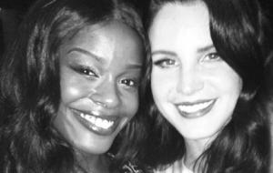 Azealia Banks fica pistola com Lana Del Rey por ter criticado Kanye West