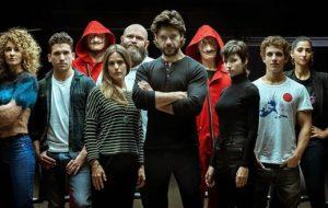 As filmagens da terceira temporada de La Casa de Papel já começaram!