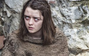 Maisie Williams contou detalhes sobre o desfecho de Arya em Game of Thrones