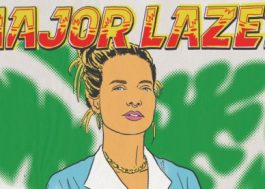 Saiu! Vem ouvir Blow That Smoke do Major Lazer feat. Tove Lo