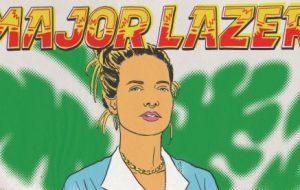 Saiu! Vem ouvir Blow That Smoke do Major Lazer feat. Tove Lo