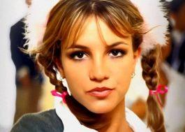 &#8230;Baby One More Time, primeiro single da Britney, era lançado há 20 anos <3