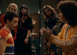 Nova cena de Bohemian Rhapsody mostra composição de We Will Rock You