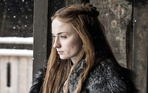 Sophie Turner conta o que levou pra casa do set de Game of Thrones!
