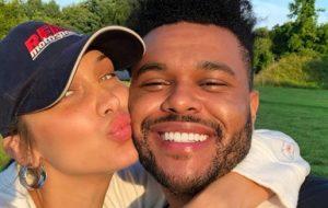 The Weeknd faz post fofo em comemoração ao aniversário de Bella Hadid <3
