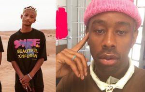 Jaden Smith conta de novo que Tyler, The Creator é seu namorado!