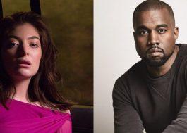 Lorde acusa Kanye West de copiar seu palco da Melodrama Tour!