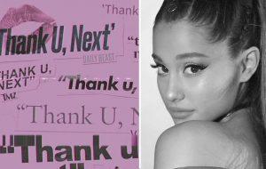 Letra de thank u, next da Ariana Grande vira meme no Twitter!