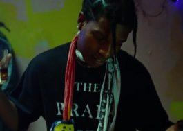 O tempo para no novo clipe de A$AP Rocky; vem ver Sundress!