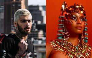 JÁ QUEREMOS! Zayn e Nicki Minaj vão lançar música nesta quinta!